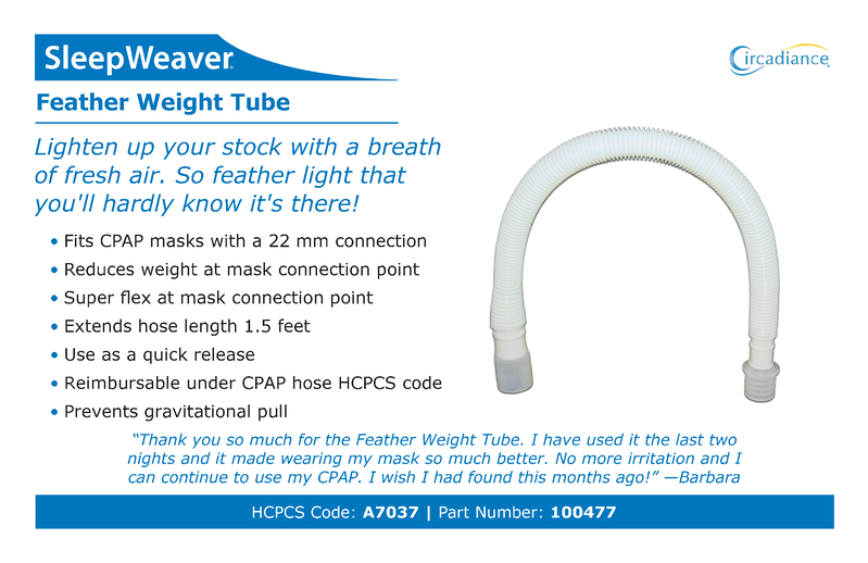 Circadiance Feather Weight Tube