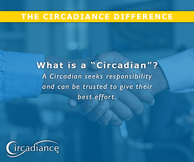The Circadiance Difference 5-01